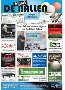 De Biljatballen - Uitgave Jun/Jul 2020